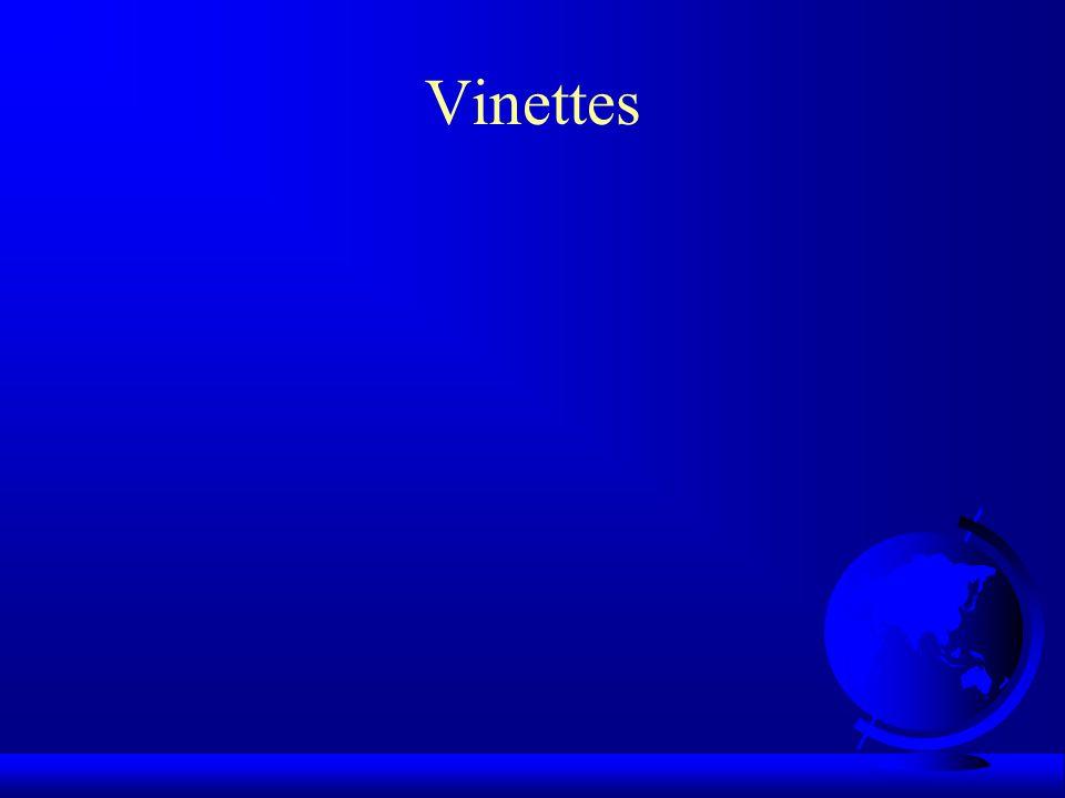 Vinettes