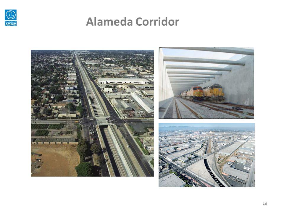 18 Alameda Corridor