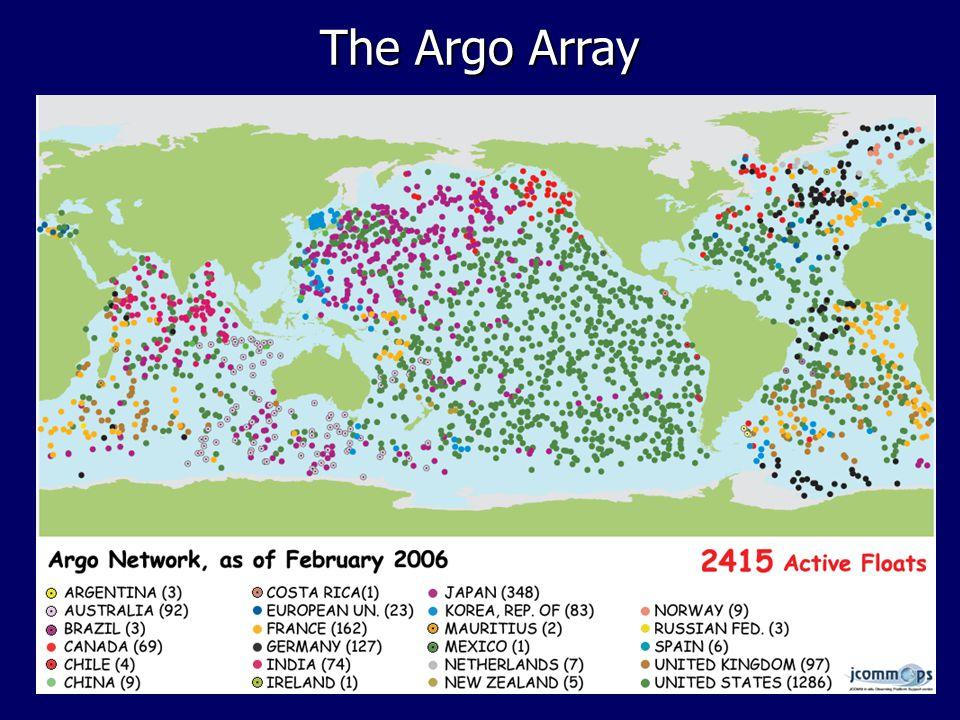 The Argo Array