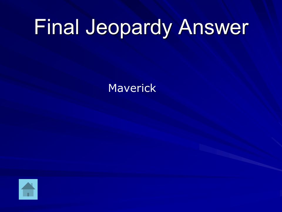 Final Jeopardy Shared name for an athletic team in Dallas and an unbranded calf.