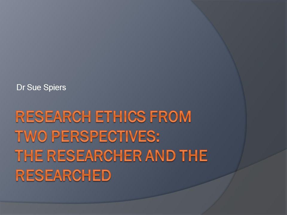 Dr Sue Spiers