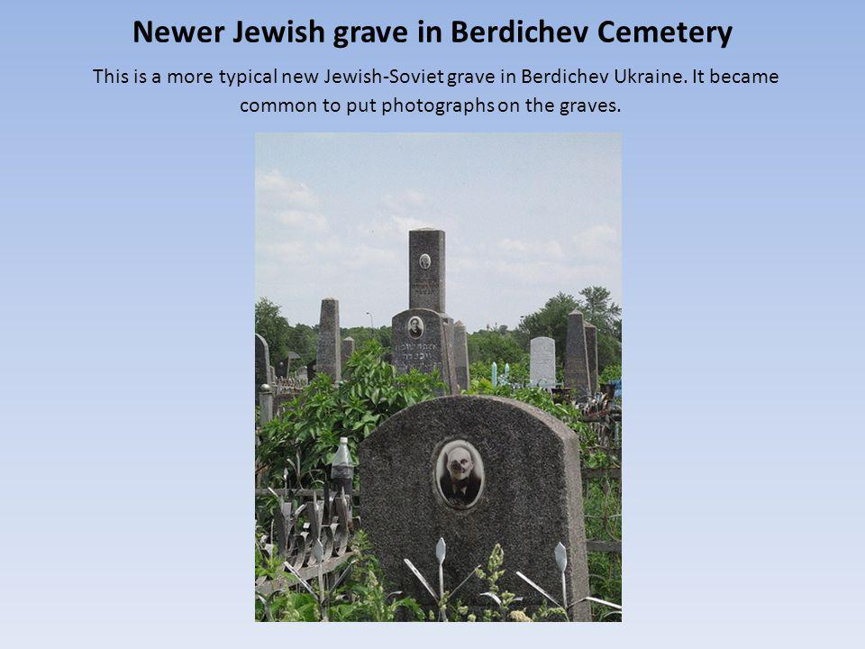 Berdichev Cemetery Graves shaped like feet so that when the bodies rise (religious lore) the feet can walk.....
