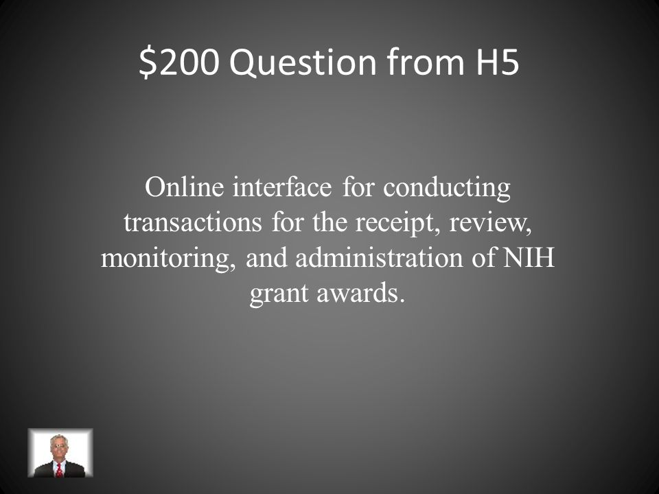 $100 Answer from H5 Bayh-Dole Act