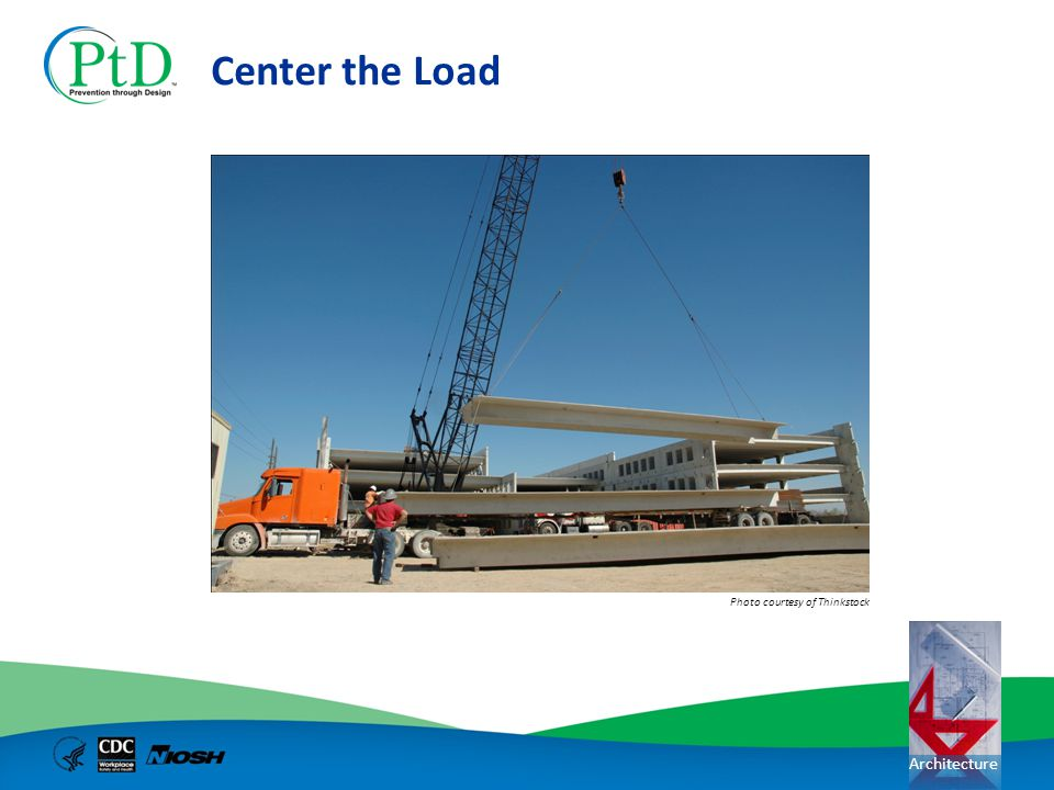 Architecture Center the Load Photo courtesy of Thinkstock