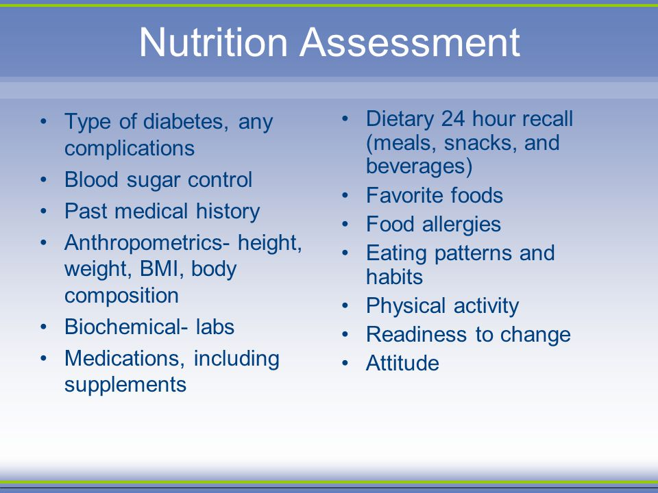 Follow-up Resources www.diabetes.org www.dlife.com www.diabeticlivingonline.com www.calorieking.com www.sparkpeople.com www.friedmandiabetesinstitute.com Refer patients to RDs