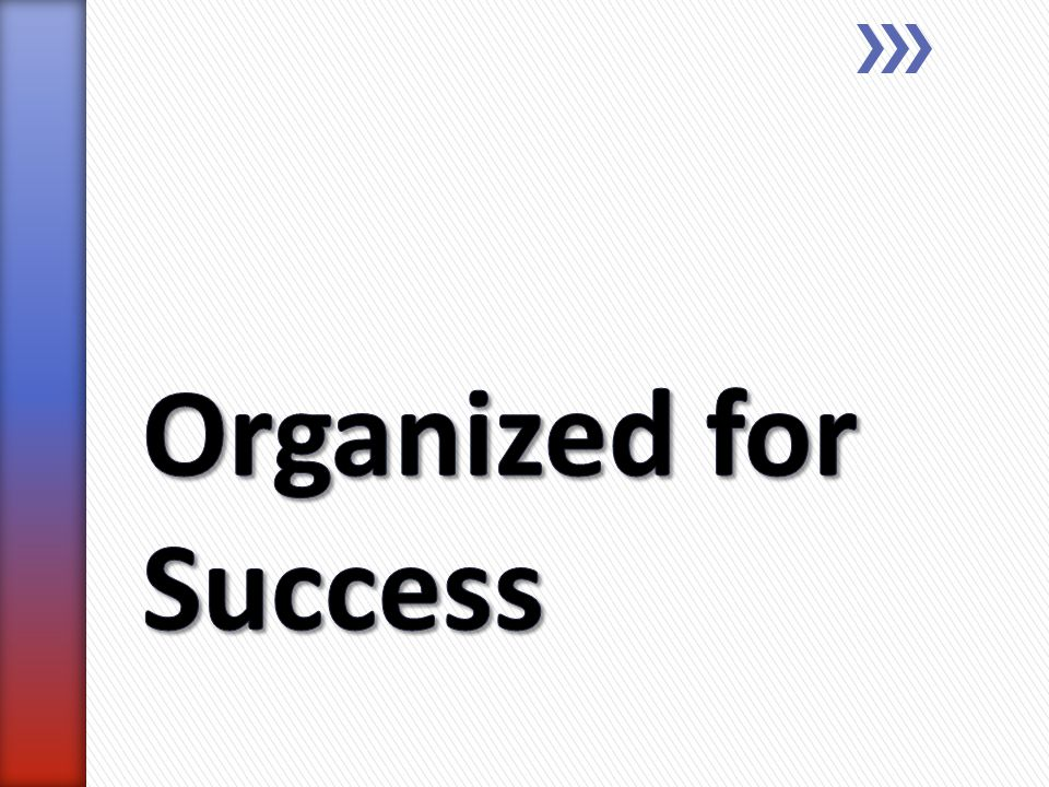 Definition of Organized to systematize: to organize the files of an office.