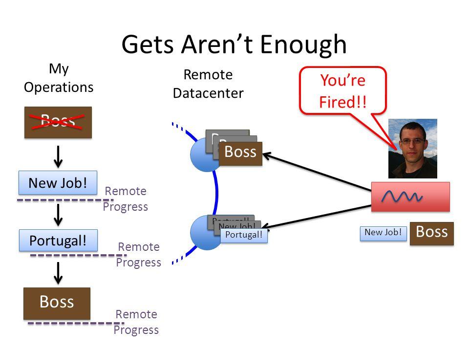 Remote Datacenter Boss Portugal! Gets Arent Enough Boss Portugal! Boss New Job! Youre Fired!! Portugal! Remote Progress Remote Progress Remote Progres