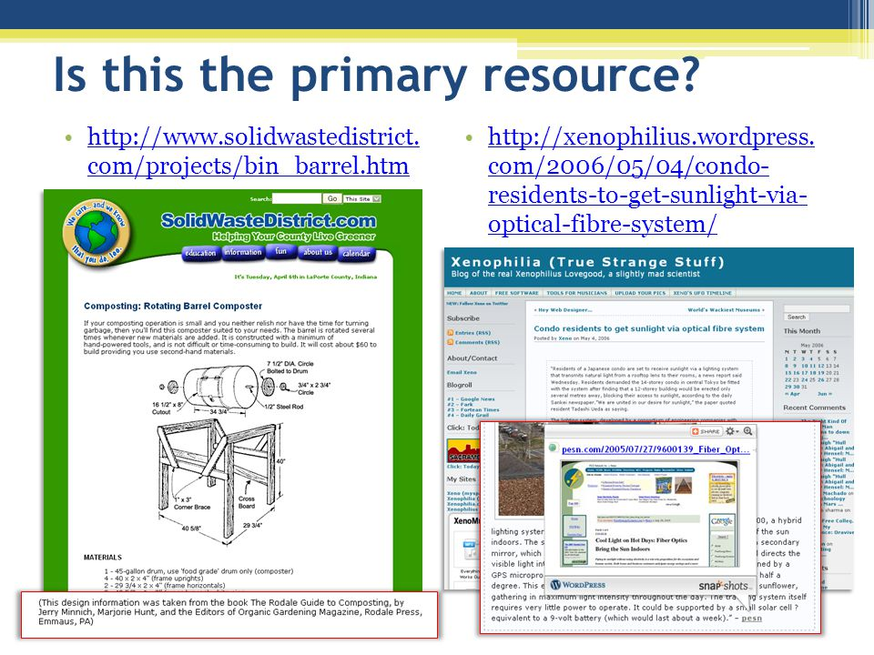 Is this the primary resource. http://www.solidwastedistrict.