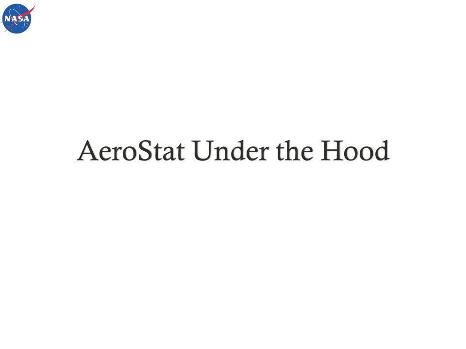 AeroStat Under the HoodAeroStat Under the Hood