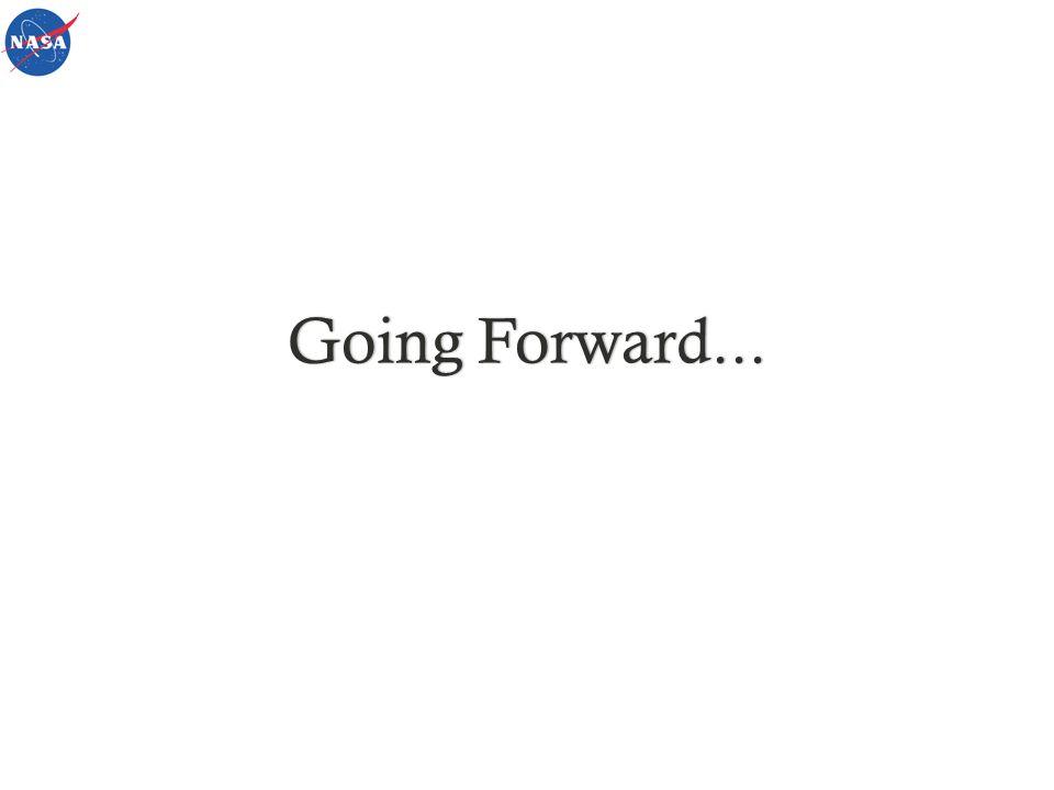 Going Forward...Going Forward...