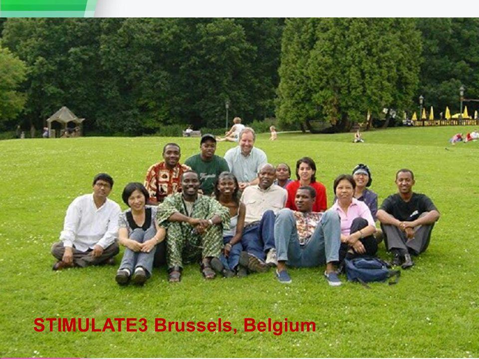 STIMULATE3 Brussels, Belgium