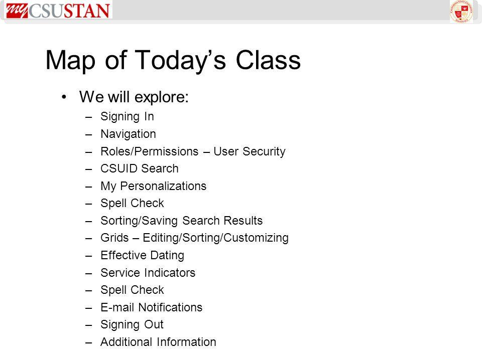 CSU ID Search Continued….