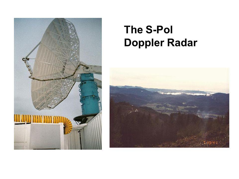 The S-Pol Doppler Radar