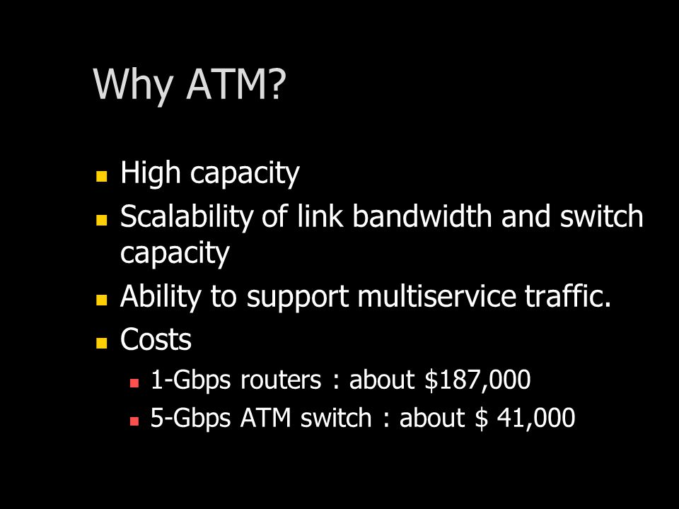 IPv6 over ATM IPv6 packet encapsulation(Cont) PVC environment (Cont) Optional null encapsulation IPv6 packet is passed directly to the AAL5 layer Both ends of the PVC must be configured to use null encapsulation.