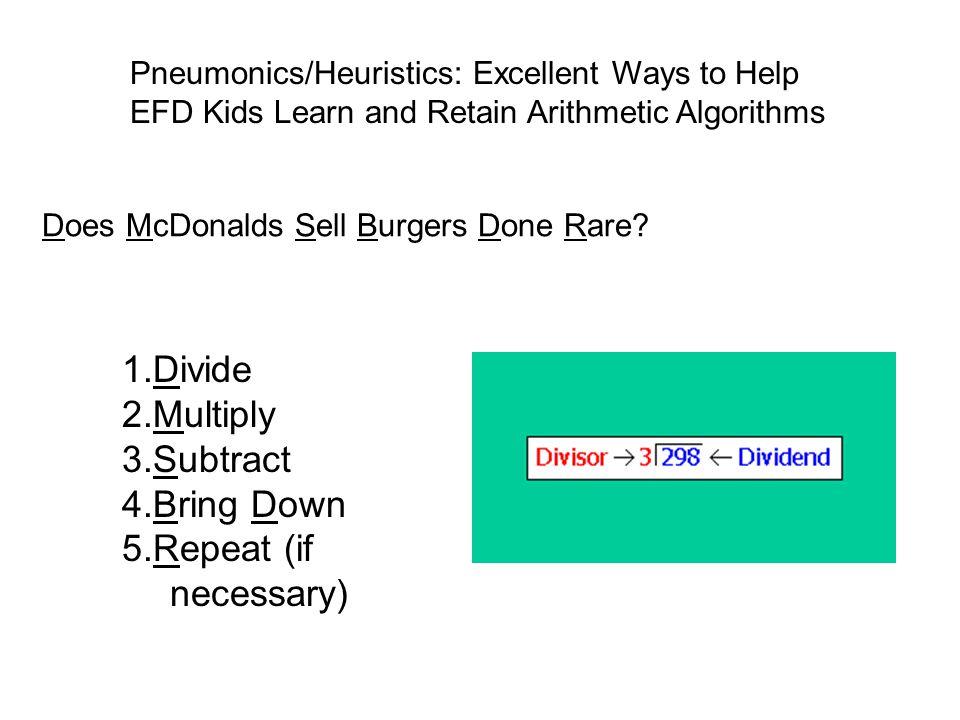 7 Long Division Algorithm Box Template 843 36 8 94 0 6 28 R 5 5 – 444 4 3 = XX = 64