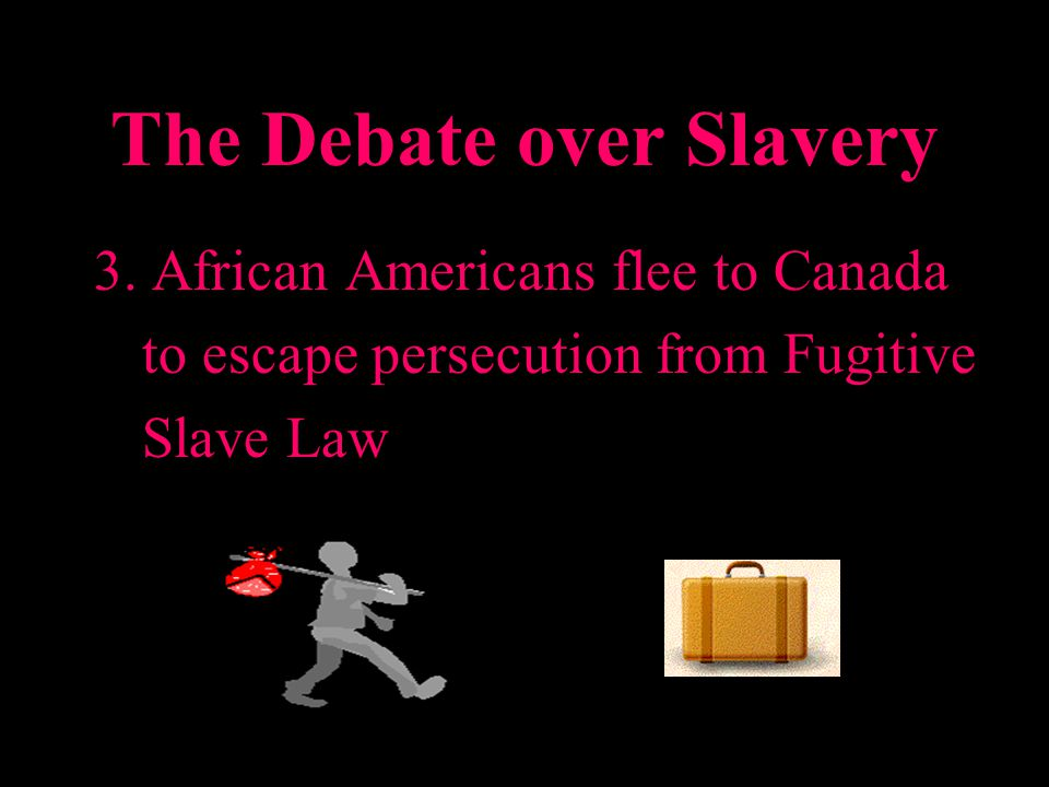 The Debate over Slavery 3.
