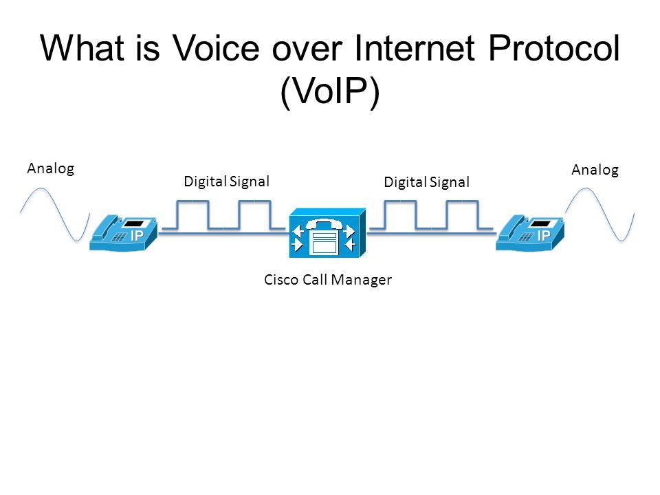Cisco VoIP features