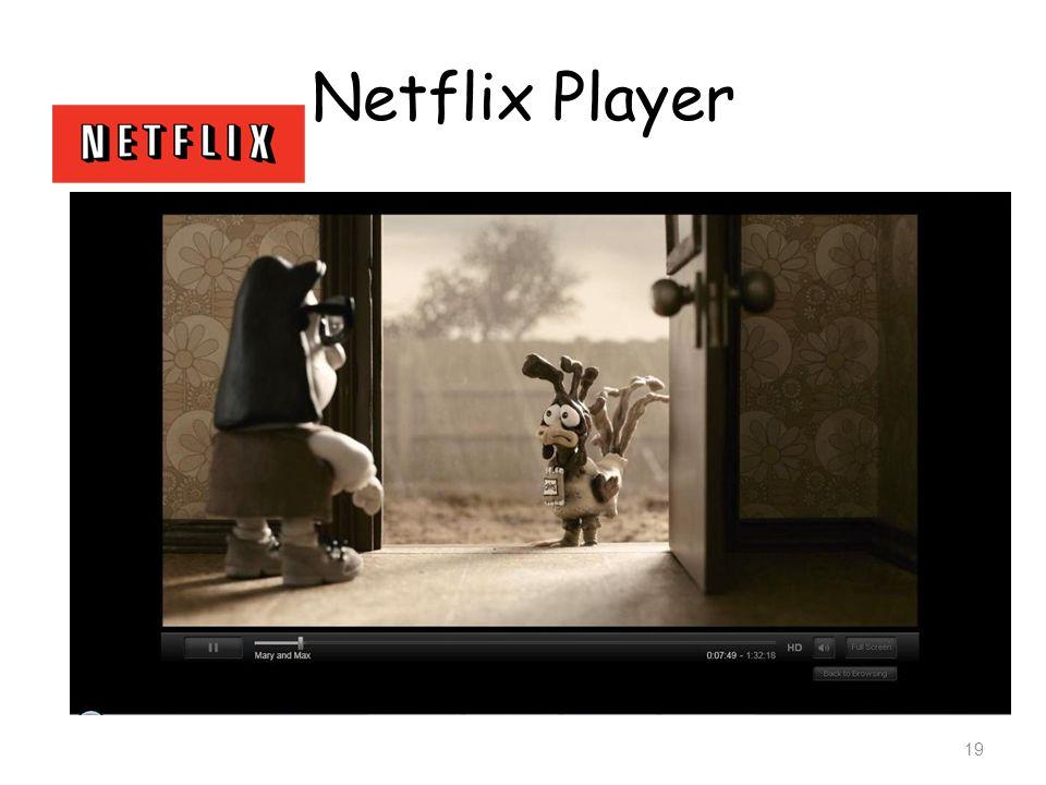 Netflix Player 19