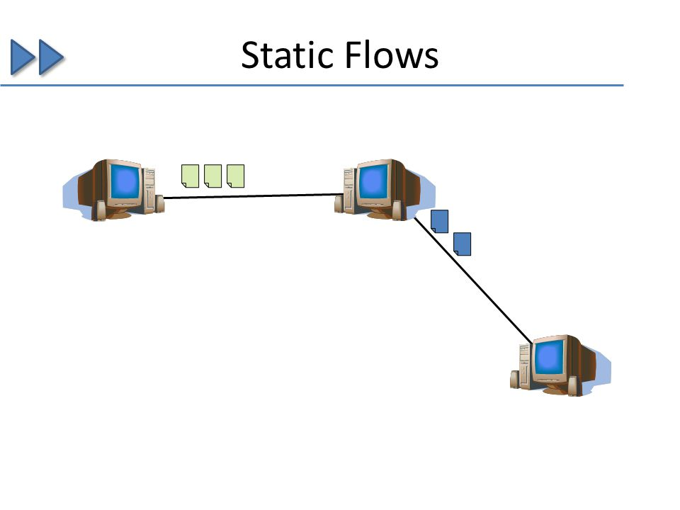 Static Flows