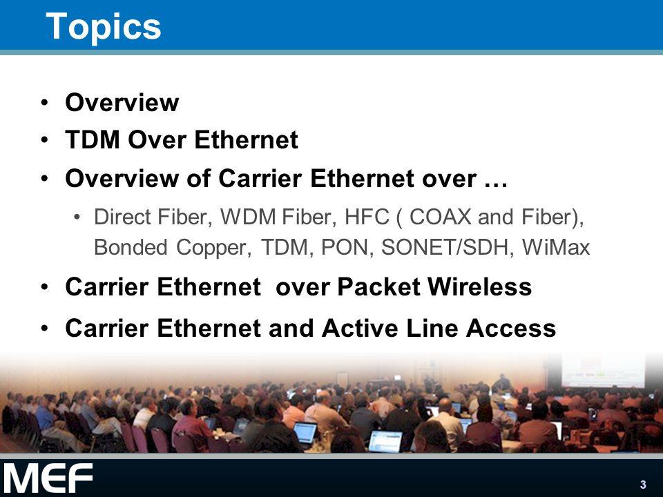 24 Multi Physical Transport Mobile Backhaul Direct Fiber User to Network Interface (UNI) Network to Network Interface (NNI) MBH Generic Interworking Function (GIWF) - Ex: MEF3/8 Microwave Ethernet over Bonded PDH (E1/DS1) Bonded Copper BTS/NodeB N x GigE Wireless CO (RNC/BSC) Carrier ONT BTS/NodeB Splitter PON Fiber Carrier