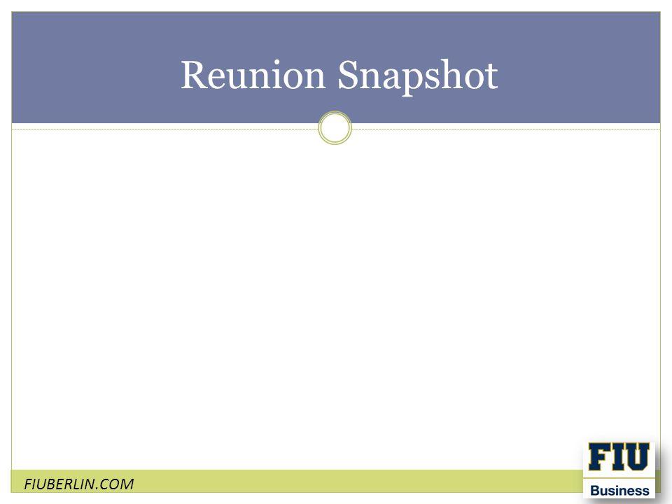 Reunion Snapshot FIUBERLIN.COM