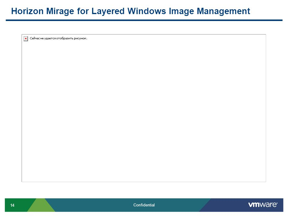 14 Confidential Horizon Mirage for Layered Windows Image Management