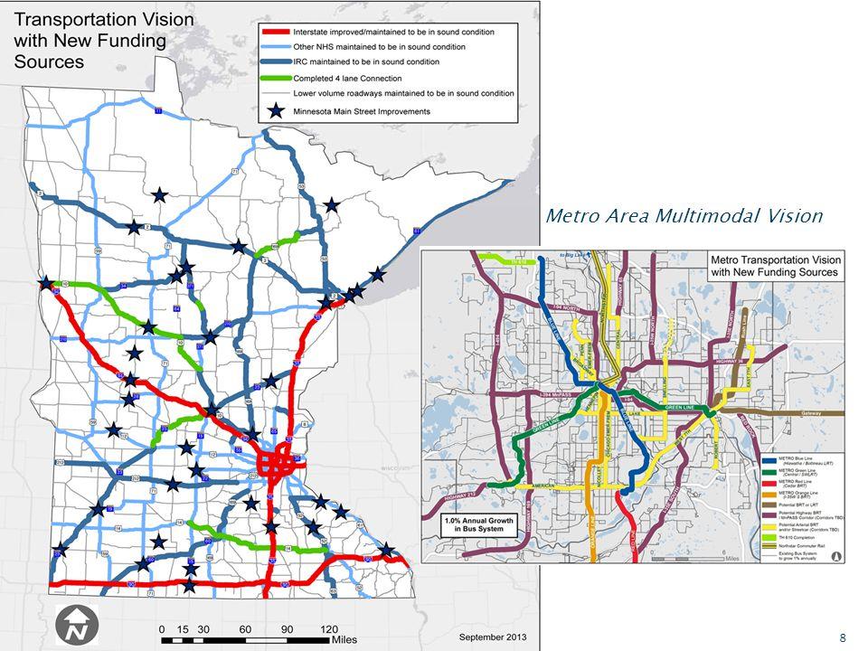 Metro Area Multimodal Vision 8