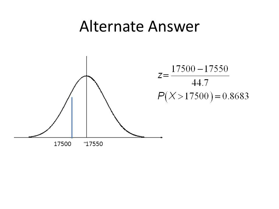 Alternate Answer 1755017500