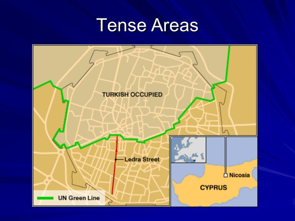 Tense Areas