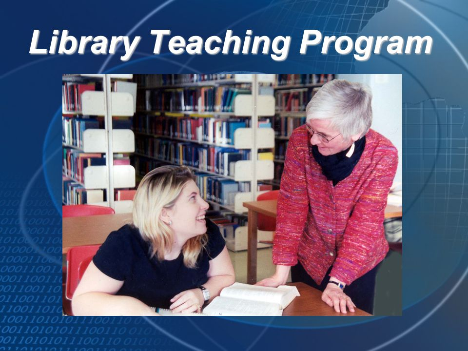Library Teaching Program
