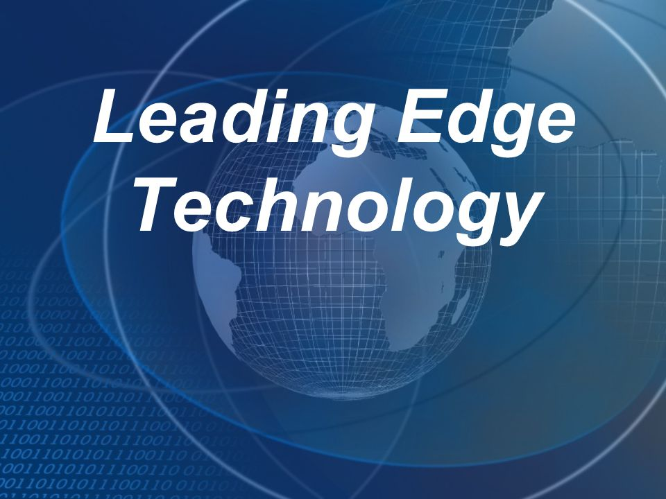 Leading Edge Technology