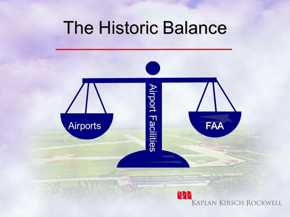 FAAAirports The Historic Balance Airport Facilities