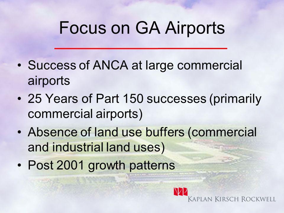 GA Airport Small Airport GA Airports Commercial Airports
