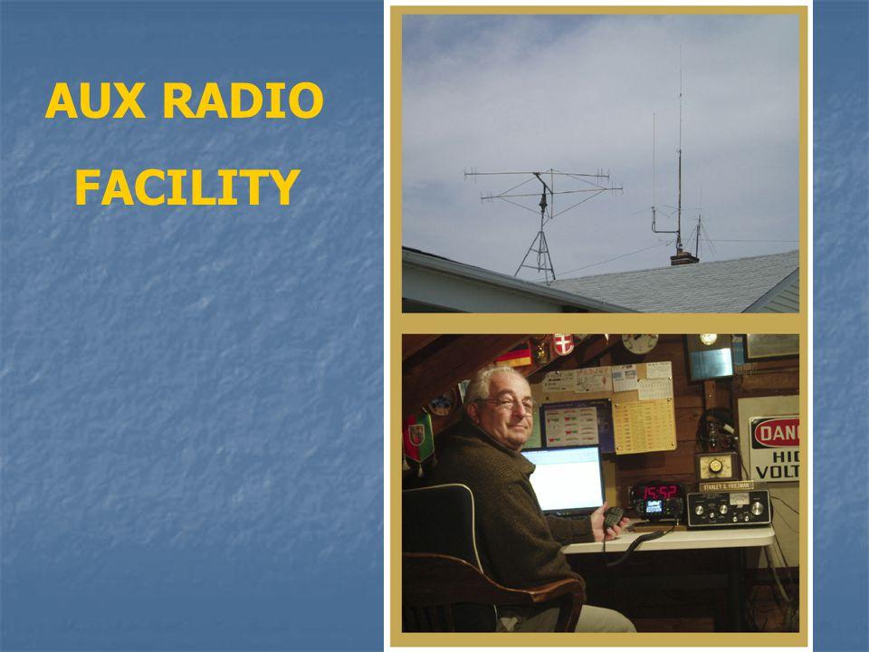 AUX RADIO FACILITY