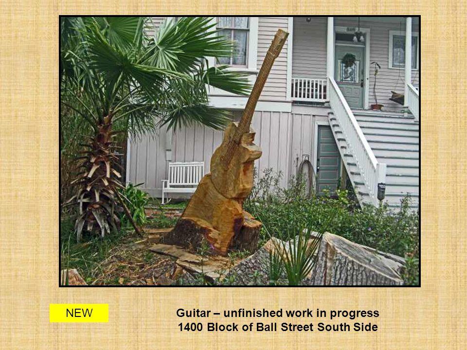 An Alligator 1508 29 th StreetNEW EJ