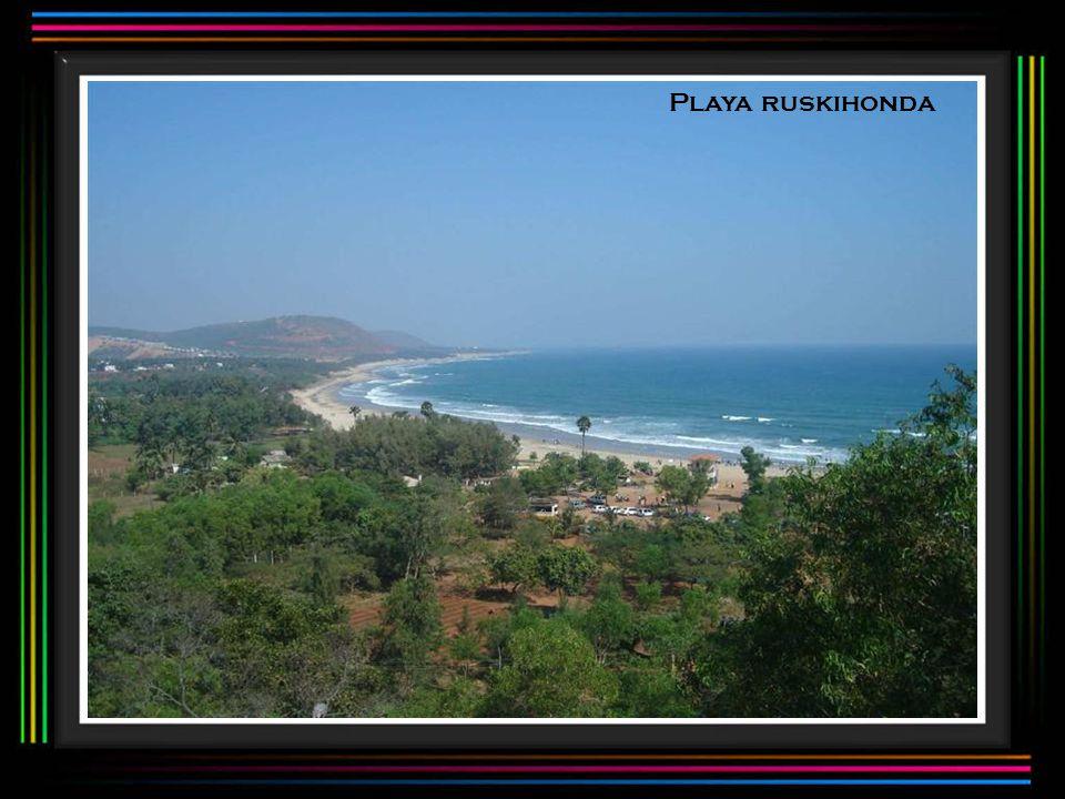 Playa ruskihonda