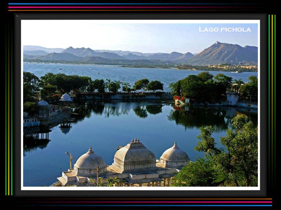 Lago pichola