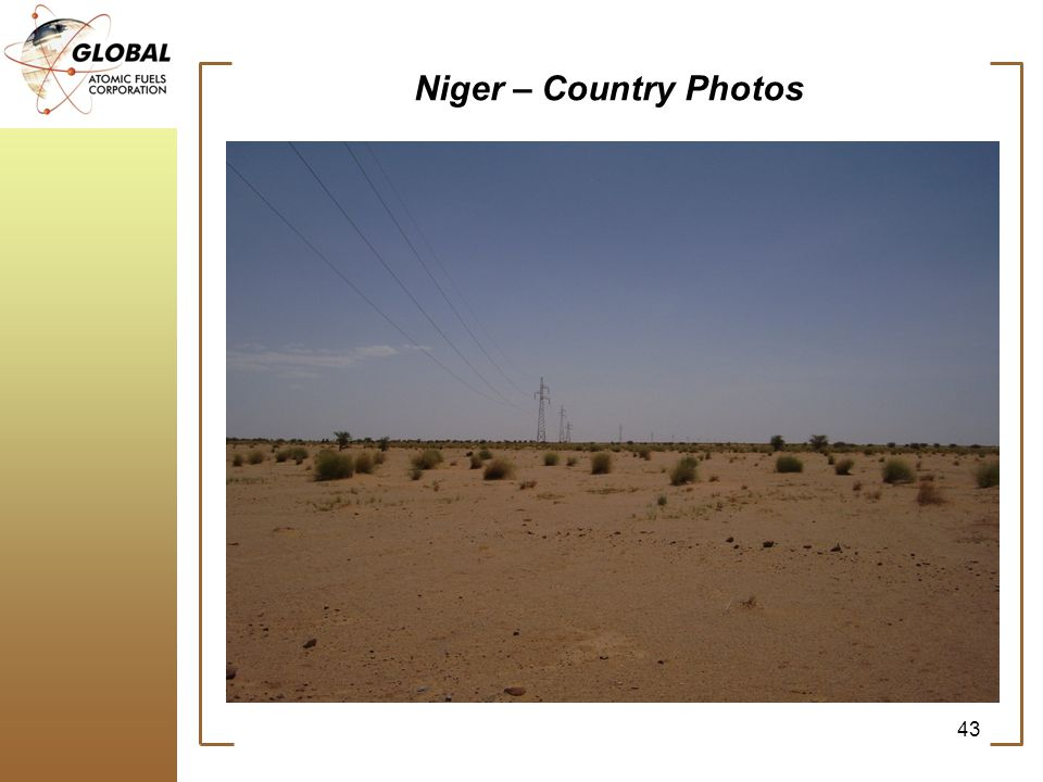 43 Niger – Country Photos