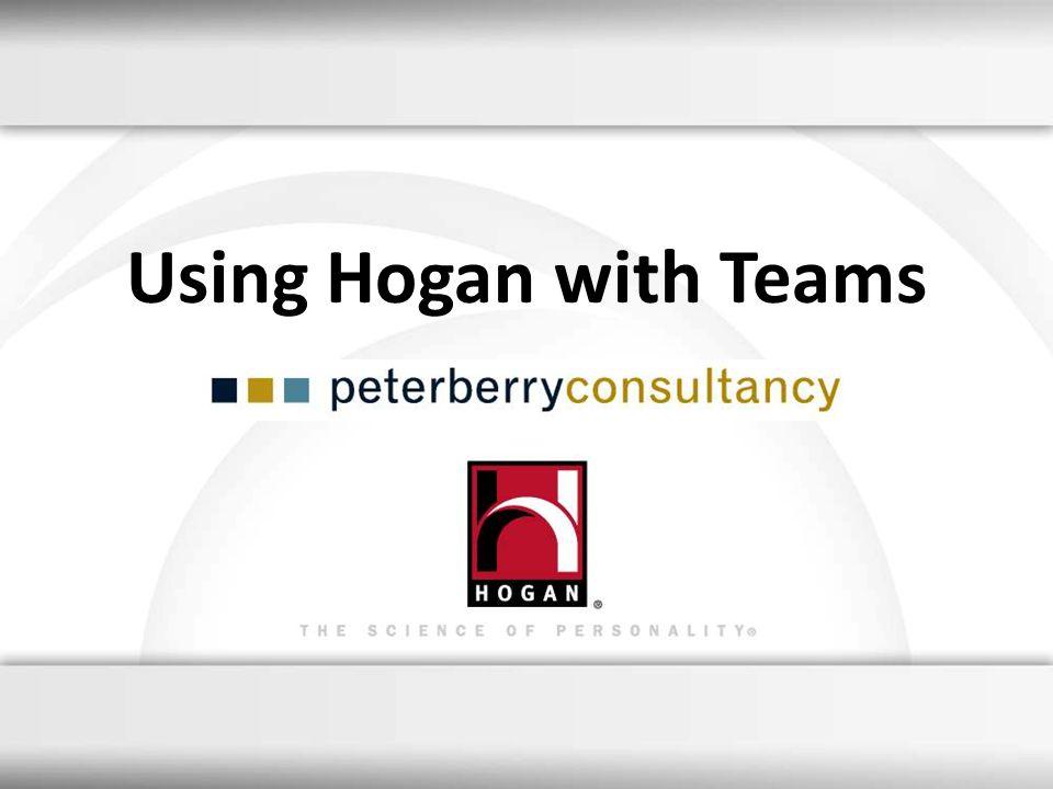 Using Hogan with Teams
