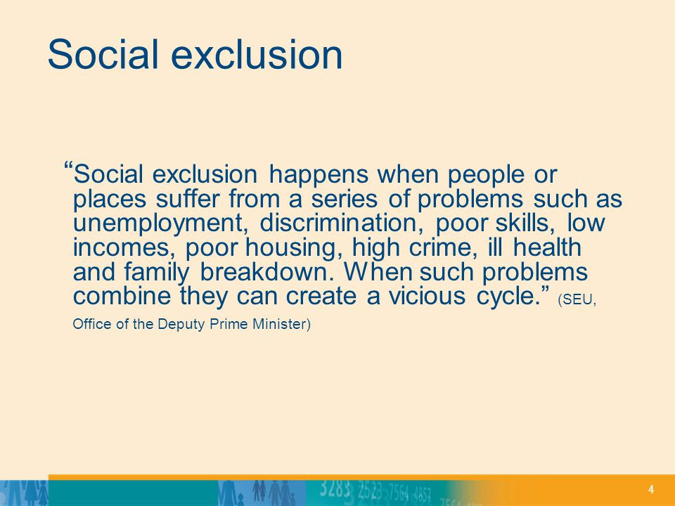 25 Future plans Extending child social exclusion work: Funding through ARC Discovery grant (possible 2010) Extensive methodological work Incorporation of new variables Development of youth index Detailed analysis, including over time