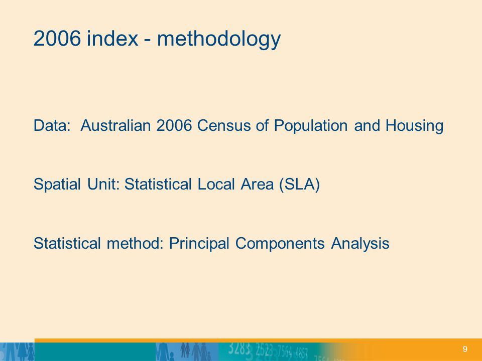 10 Variables in the 2006 model Note: Occupation proportions are calculated using only those families in which at least one person was working.