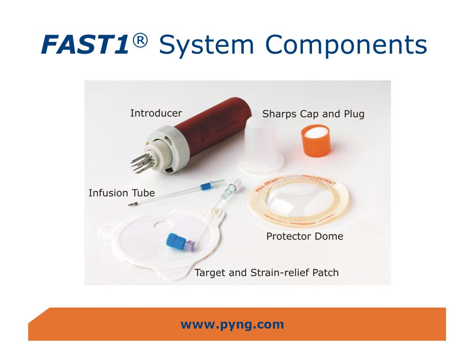 www.pyng.com FAST1 ® System Components