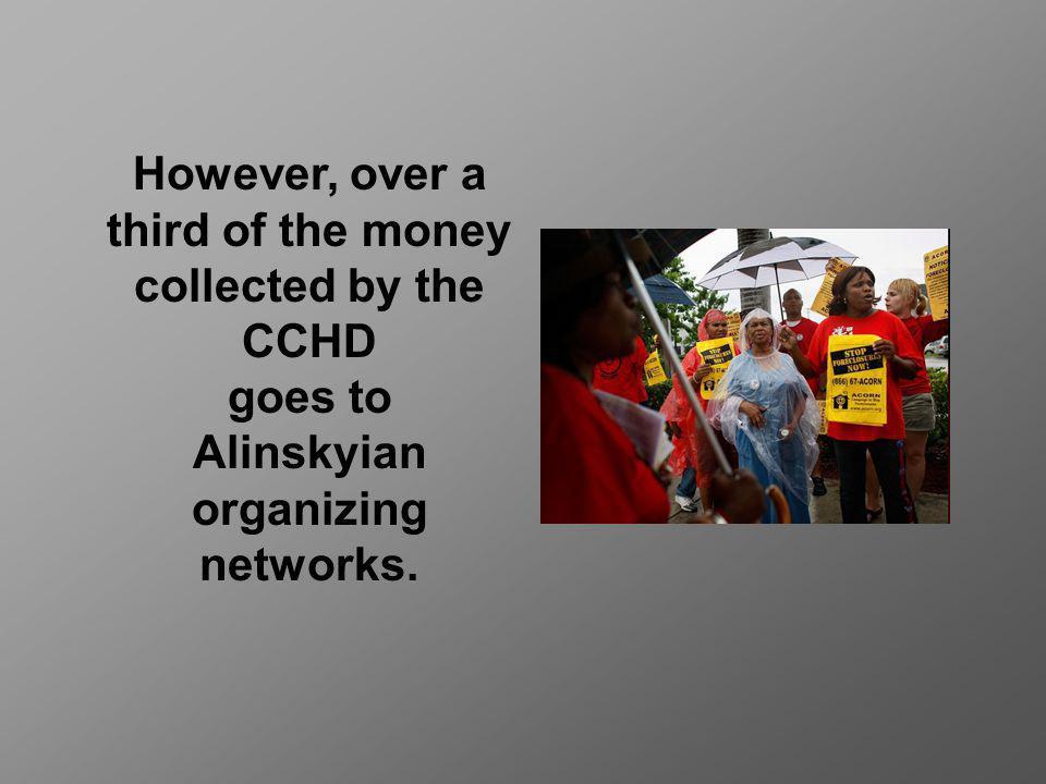 Presidential nominee Barak Obamas primary work experience was as an Alinskyian community organizer.