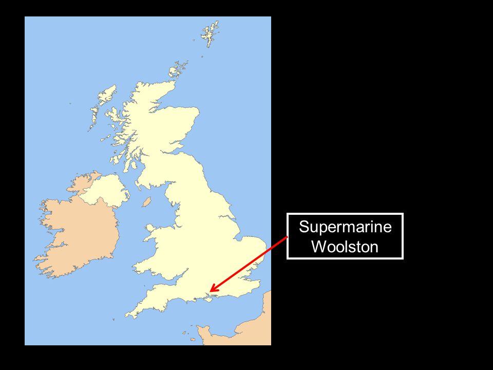Supermarine Woolston