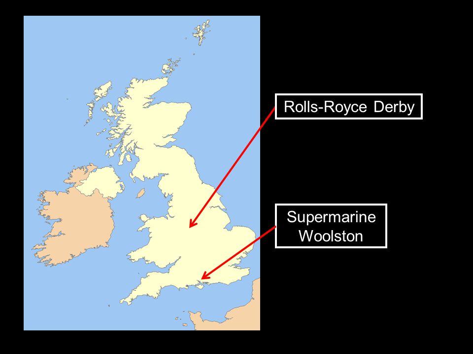 Supermarine Woolston Rolls-Royce Derby