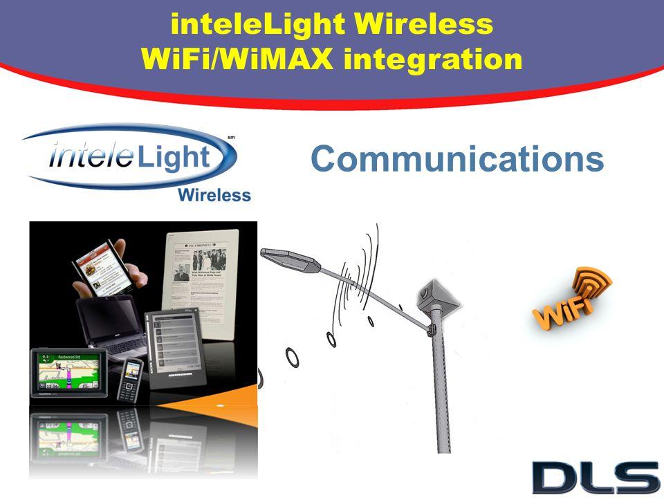 inteleLight Wireless WiFi/WiMAX integration Communications