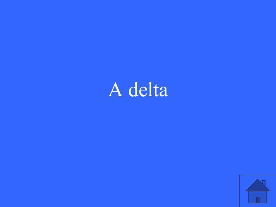 27 A delta
