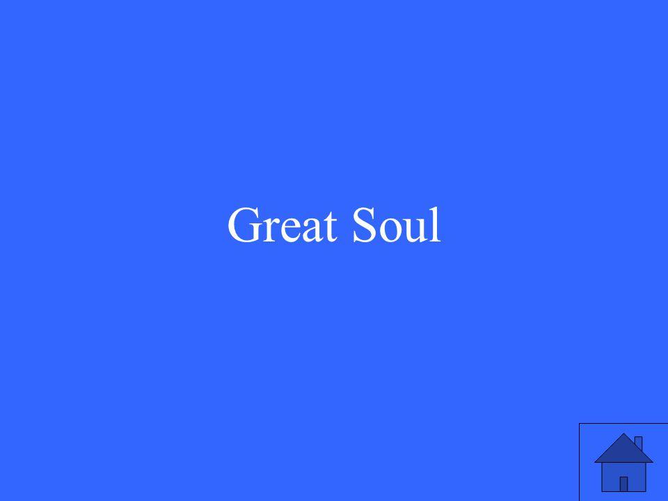 41 Great Soul