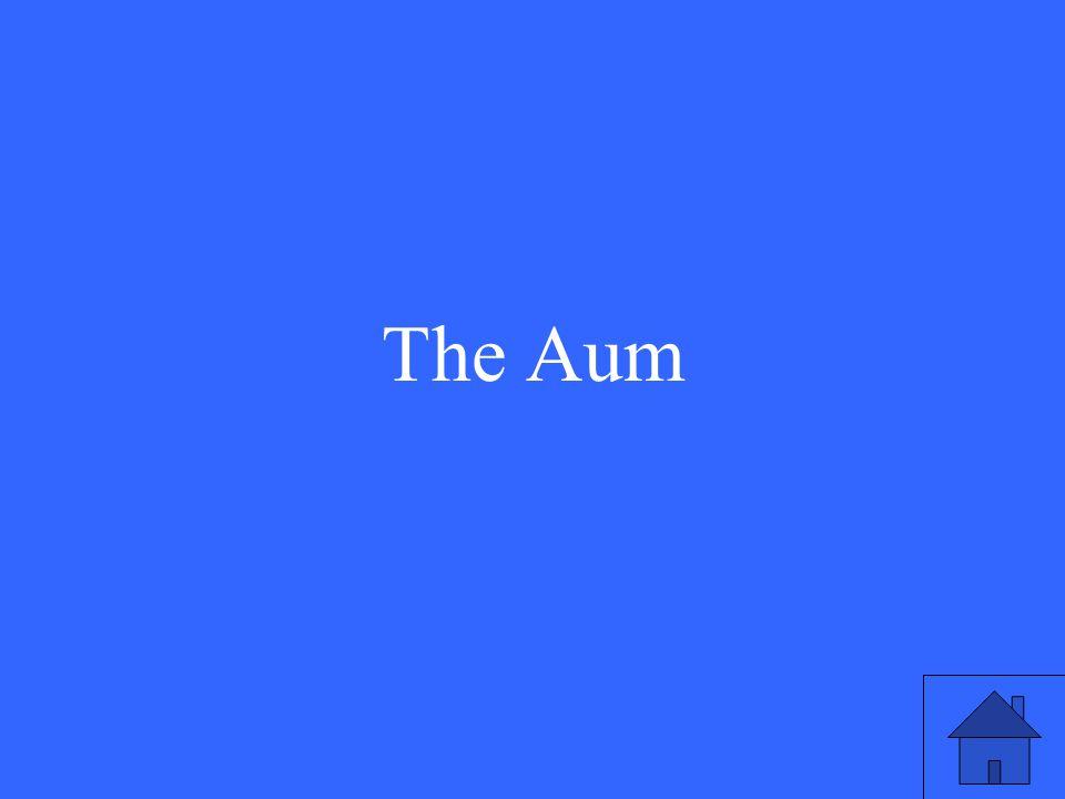 43 The Aum