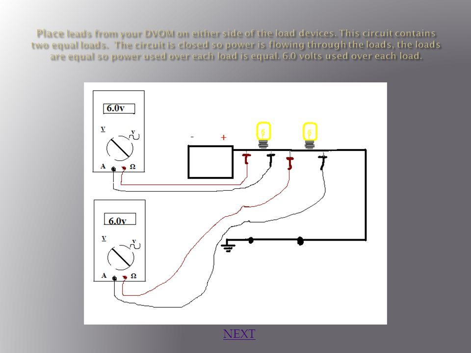 The circuit is open, no power is flowing so the power or voltage used over the load is 0 volts.
